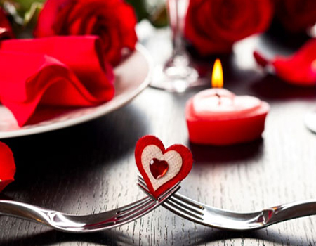 Valentines Day Special at Bengal Village